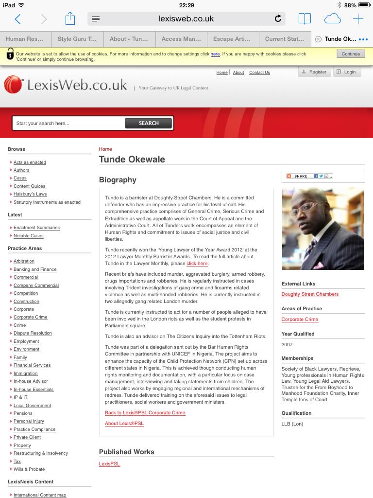 Lexisweb Bio